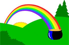 There are multiple keys to success required to reach the gold at the rainbow's end.