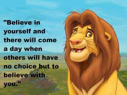 Can I be successful. Yes. Believe in yourself.